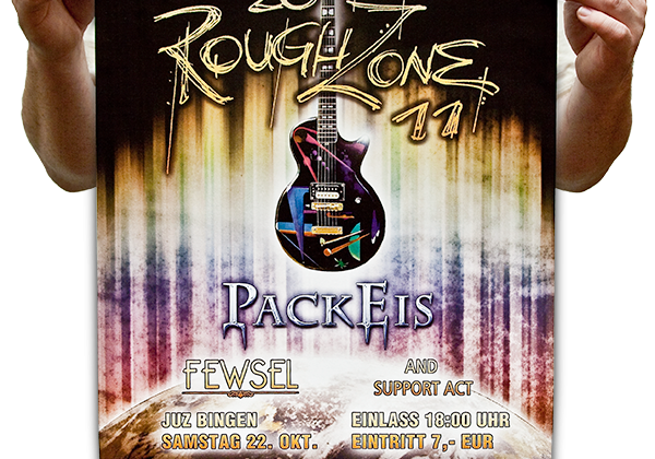 Poster: RoughZone 2011